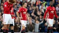 Phil Neville: 'Pogba, Herrera, và Blind chơi quá tệ'