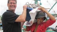 'Ông Tây nước mắm' Bruce Weigl nói gì về nước mắm Việt Nam?