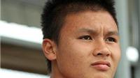 Tuyển thủ U19 Việt Nam Quang Hải: 'Chúng tôi muốn tạo bất ngờ trước U19 Nhật Bản'
