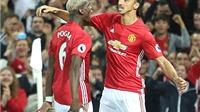 Man United: Đòi hỏi Ibra, Pogba trận nào cũng hay là vô lý!