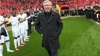Man United chi gần NỬA TỶ BẢNG để mua sắm sau khi Sir Alex nghỉ hưu