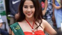 VIDEO: Màn trả lời ứng xử 'lỗi kỹ thuật' của Nam Em - top 8 Hoa hậu Trái đất