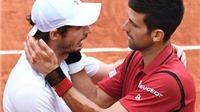 Tennis ngày 31/10: Djokovic thách đấu Murray. Kyrgios chấp nhận lệnh 'đặc biệt' để được giảm án