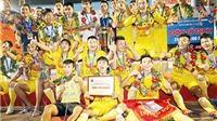U21 Hà Nội T&T lập hat-trick vô địch: Bầu Hiển nói và làm