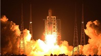 VIDEO: Trung Quốc lần đầu tiên phóng tên lửa mang lớn nhất Trường Chinh 5