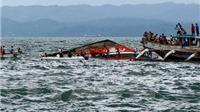 Vụ đắm thuyền ở Indonesia: Đã có 54 người thiệt mạng