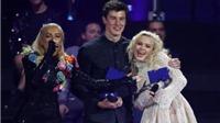 Justin Bieber 'vượt mặt' Lady Gaga thắng lớn tại giải MTV châu Âu