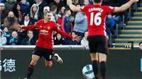 Không có Mourinho, Man United càng chạy tốt