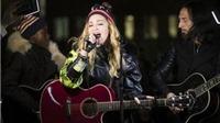 Madonna tổ chức đêm diễn hô hào bỏ phiếu cho bà Hillary Clinton
