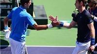 Lần đầu cho Murray hay 'Thiên đường' thứ 6 của Djokovic