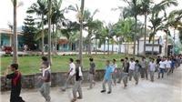 Bà Rịa - Vũng Tàu: 193 học viên trung tâm cai nghiện phá tường trốn trại
