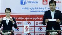 V-League 2017 đảo lộn vì U19 Việt Nam và SEA Games