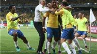 Brazil hồi sinh dưới thời thuyền trưởng Tite