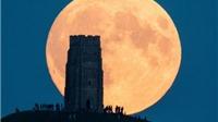 Thời điểm 'vàng' để ngắm 'đại' siêu trăng tối nay