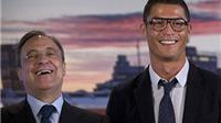Cristiano Ronaldo có thể bị phạt vì đeo kính... SAI LUẬT