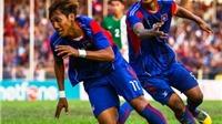 'Ronaldo Campuchia' khuynh đảo AFF Cup để chào hàng châu Á