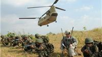 Philippines và Mỹ lại tập trận chung cả tháng