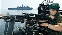 Thiếu tiền để lắp tên lửa, tàu chiến Anh chỉ còn mỗi... đại bác!