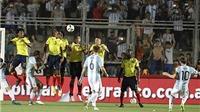 Vẫn phải nhờ Messi thì Argentina mới mở mắt