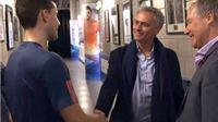 Dominic Thiem & động lực từ Mourinho