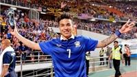 'Ronaldo Thái Lan' cảnh báo đồng đội trước thềm AFF Suzuki Cup 2016