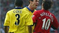 Man United - Arsenal: Đại chiến Old Trafford từng nóng bỏng đến nghẹt thở