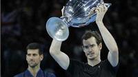 Andy Murray - Nhà Vua mới của quần vợt thế giới