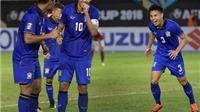 Nhìn lại lượt đấu đầu tiên vòng bảng: Sức mạnh của Thái Lan
