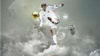 Zinedine Zidane - Cầu thủ vĩ đại của những trận đấu vĩ đại