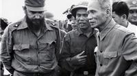 VIDEO: Thước phim vô giá về lãnh tụ Fidel Castro tại sân bay Gia Lâm 1973