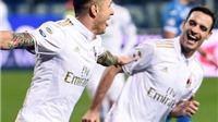 Empoli 1-4 Milan: Suso, Lapadula tỏa sáng, Milan lên nhì bảng