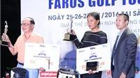 Faros Golf Tournament 2016 để lại dấu ấn trong lòng cộng đồng golf Việt Nam