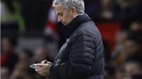 Với Mourinho, Man United khởi đầu tệ nhất 27 năm qua