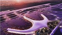 Ngắm sân bay Long Thành qua 9 mẫu thiết kế tuyệt đẹp