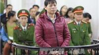 Y án sơ thẩm 20 tháng tù đối với bị cáo Cấn Thị Thêu