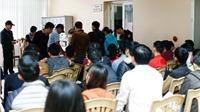 'Sốt vé' Việt Nam - Indonesia ngay trong trụ sở VFF