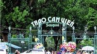 Xây dựng bãi xe ngầm  tại Thảo cầm viên Sài Gòn
