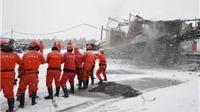 Nổ mỏ than tại miền Bắc Trung Quốc, 17 người thiệt mạng