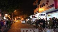 Vụ cướp ngân hàng ở Huế: Truy tìm đối tượng từ hình ảnh camera an ninh