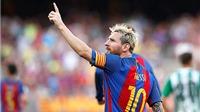 Lionel Messi: Những điều tốt nhất cho người giỏi nhất