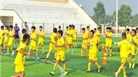 FLC Thanh Hóa đào tạo trẻ: Cầu thủ có văn hóa mà có tài mới quý