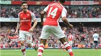 Chuyện ở Arsenal: Có Bellerin, Walcott mới dễ dàng cất cánh