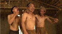 NSND Bùi Bài Bình cởi trần đóng ông nội Bờm trong phim hài Tết