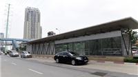 Ngày 15/12, Hà Nội chạy thử không tải tuyến xe buýt nhanh BRT