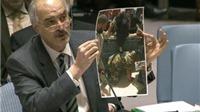 Tranh cãi ầm ĩ quanh bức ảnh 'tình thương của binh sĩ Syria'