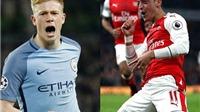 Man City – Arsenal: Pháo đài Etihad có còn là điểm tựa?