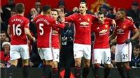 Mourinho có thể cười, Man United đầy hứa hẹn đang hình thành