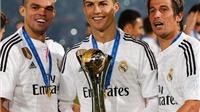 Vượt Barcelona, Real Madrid trở thành CLB sở hữu nhiều danh hiệu nhất thế giới