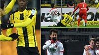 Dortmund 1-1 Augsburg: Giã từ vũ khí