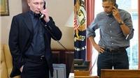 Tiết lộ: Ông Obama đã 'cảnh báo' điều gì với ông Putin qua 'đường dây nóng'?